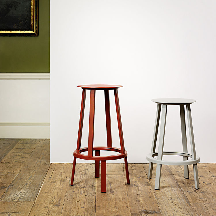 Leon Ransmeier stool for HAY at the Dwell Store at Dwell on Deslgn Los Angeles