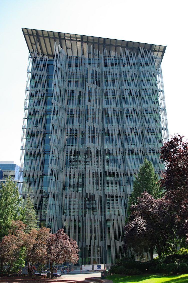 green headquarters in portland, oregon