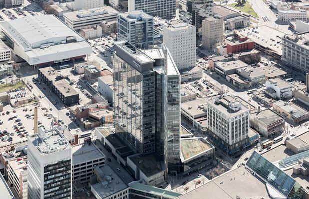 intelligent green high-rise construction