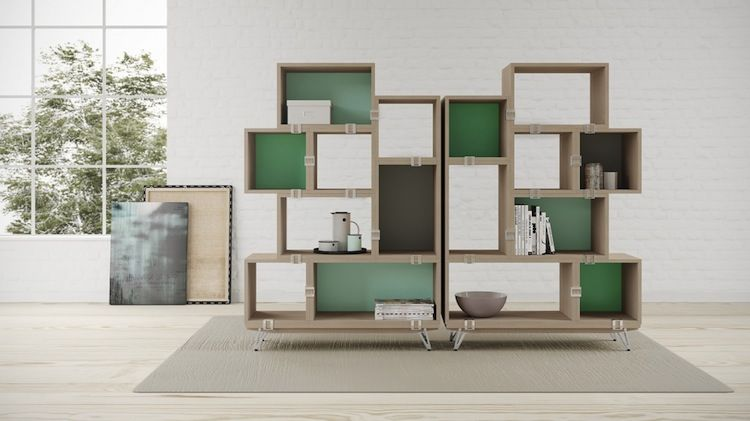 Hitch Storage by Lowenstein at NeoCon 2014