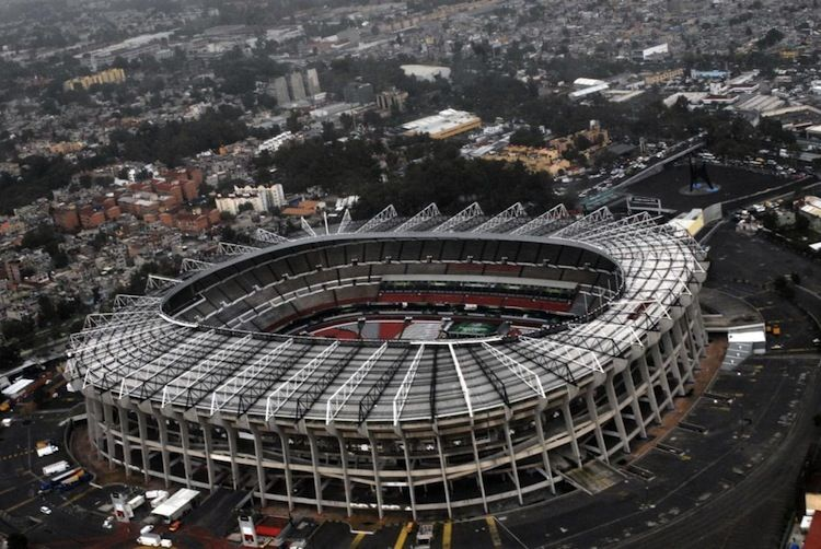 Estadio Azteca in Mexico City, Mexico