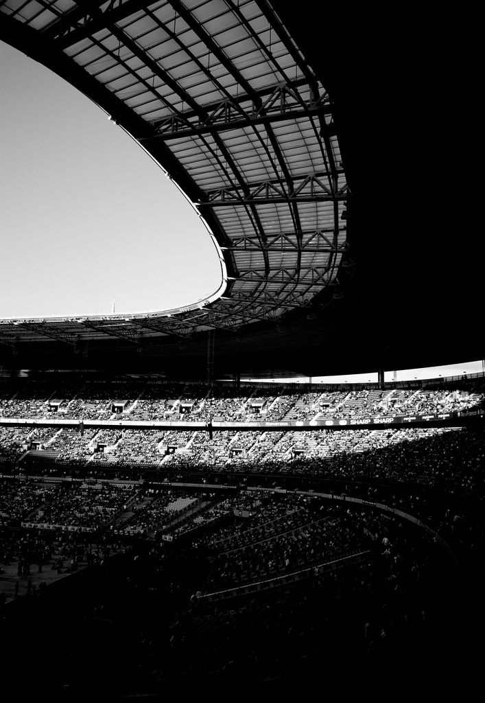 Stade de France in Saint Denis, France
