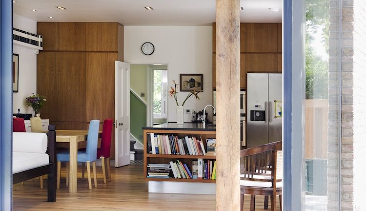 Milman Road renovation by Syte Architecture in London