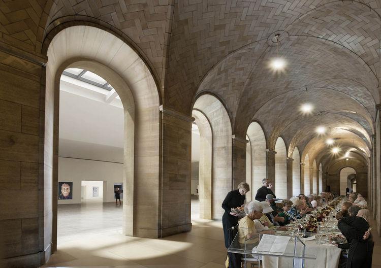 Frank Gehry master plan, Philadelphia Museum of Art