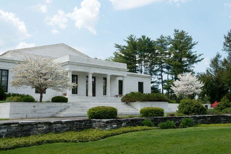 clark institute museum building