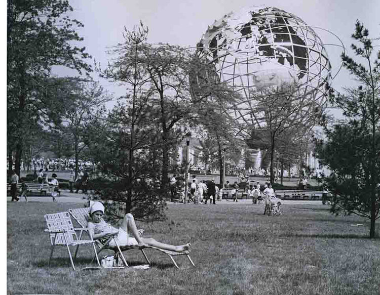 Unisphere in Flushing Meadows