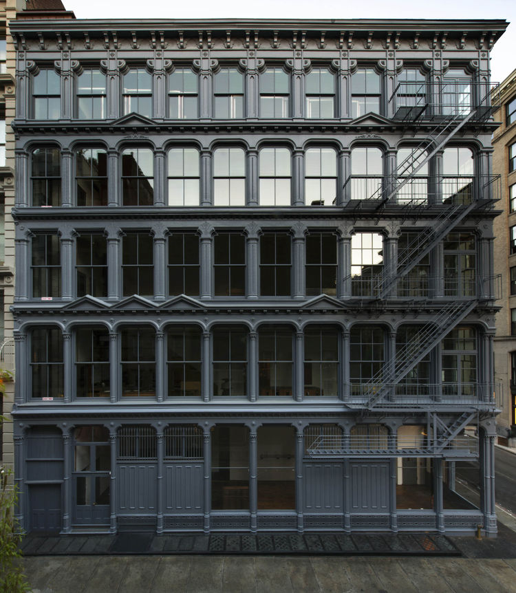 Donald Judd Home and Studio, SoHo