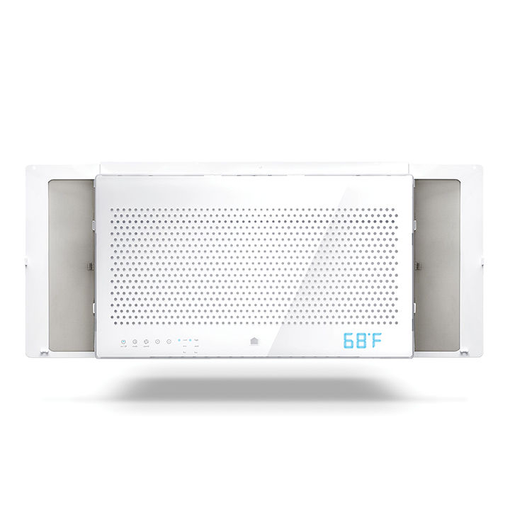 Tech-savvy air conditioner by Quirky and GE