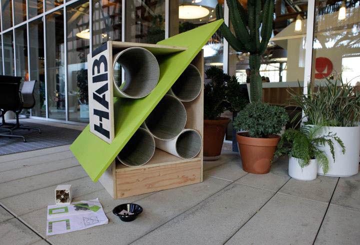 HABICAT by Pfeiffer Partners Architects