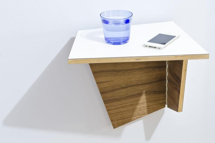 Foldable plywood Flip Shelf