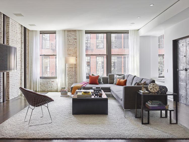 SoHo loft Dwell home tours New York