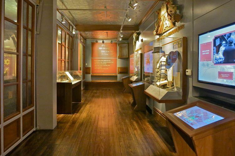 Museum at Eldridge Street by Archimuse