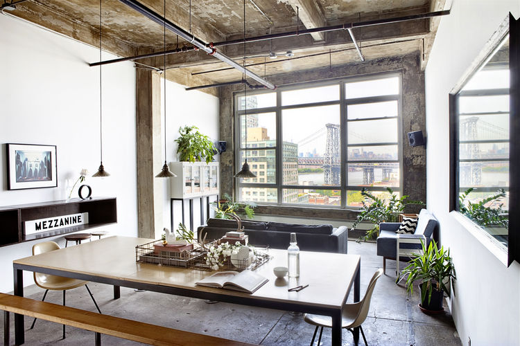 Brooklyn loft for Behomm