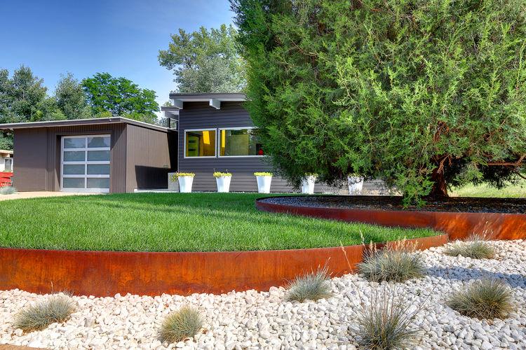 Denver landscape hardscape Three Sixty Design