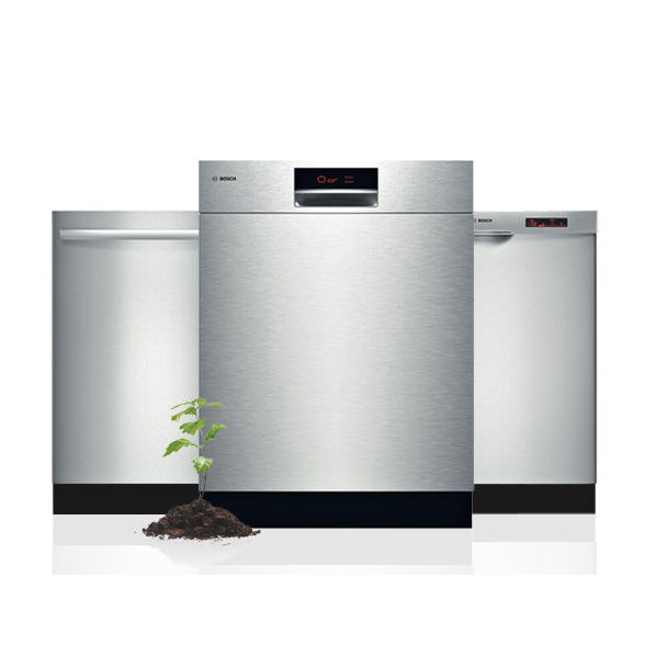 Energy Star certified dishwasher