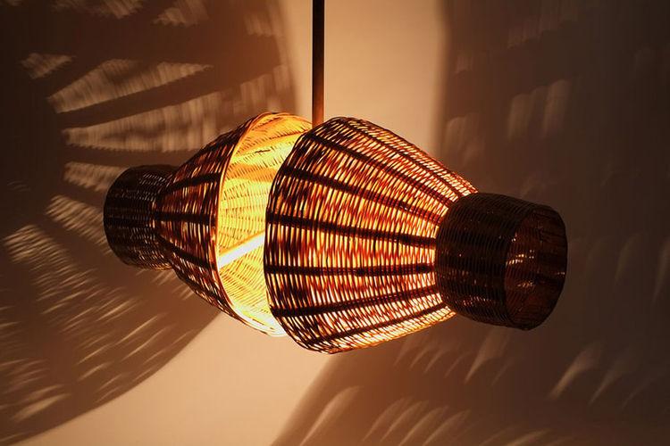 Double Barrel Lamp
