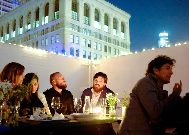 Austere Nordic Food Festival Los Angeles