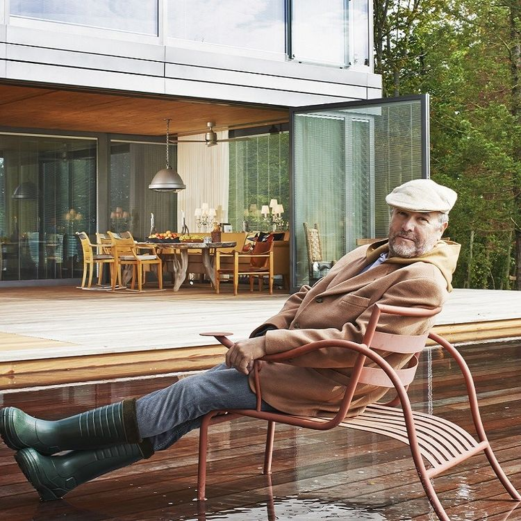P.A.T.H. Prefab Home by Philippe Starck for Riko