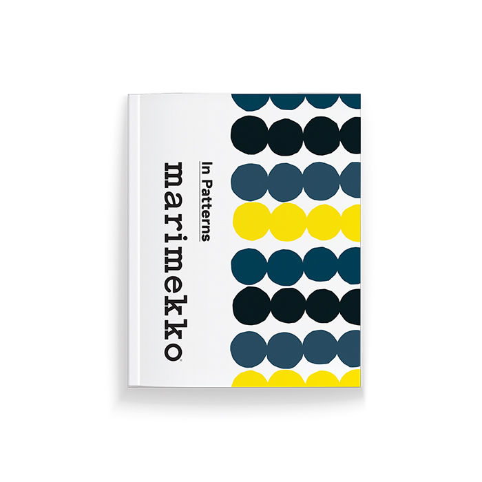 """Marimekko: In Patterns"" book cover"