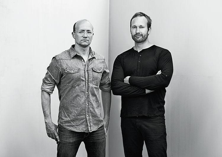 Torbjørn Anderssen and Espen Voll.