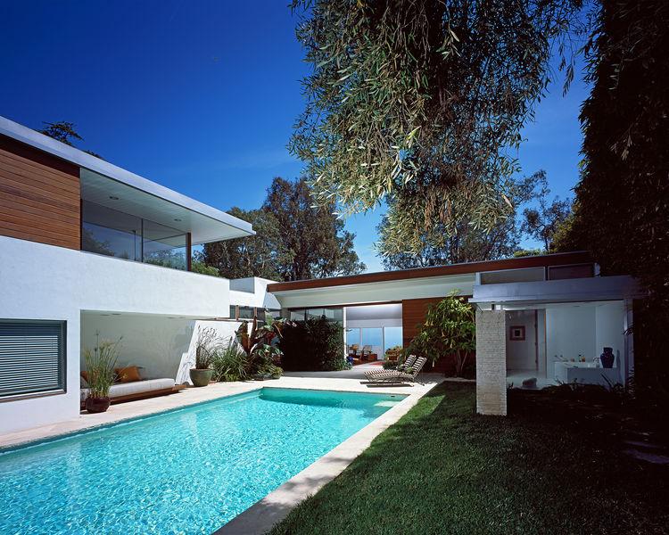 Neutra renovation Los Angeles