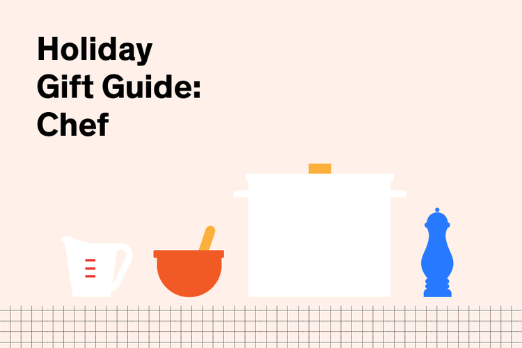 Dwell holiday gift guide 2014 for the chef