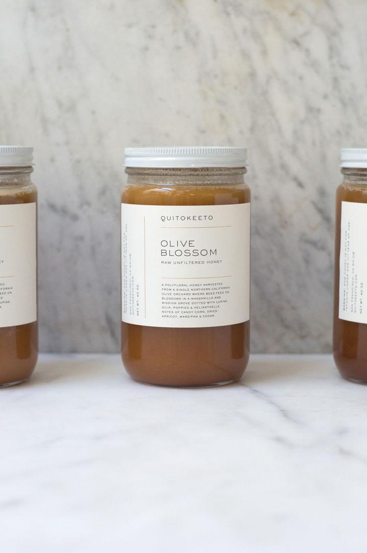 olive blossom honey