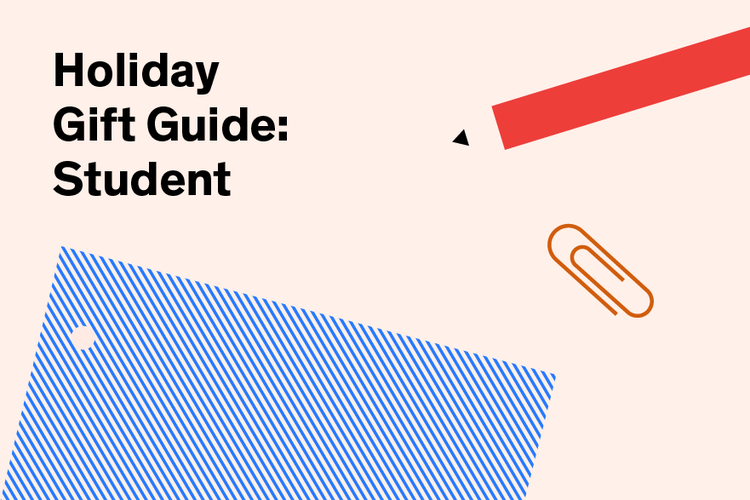 Dwell holiday gift guide 2014 for the student