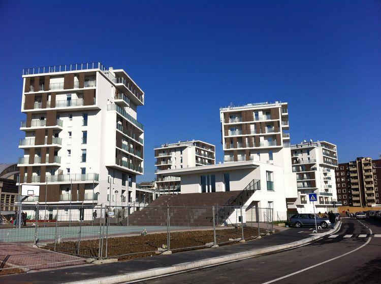Cenni di Cambiamento Housing in Milan