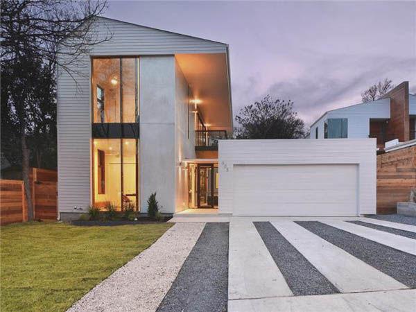 Thomas Tornbjerg Austin house