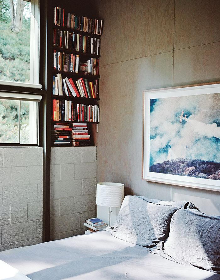 Crestwood Renovation master bedroom.