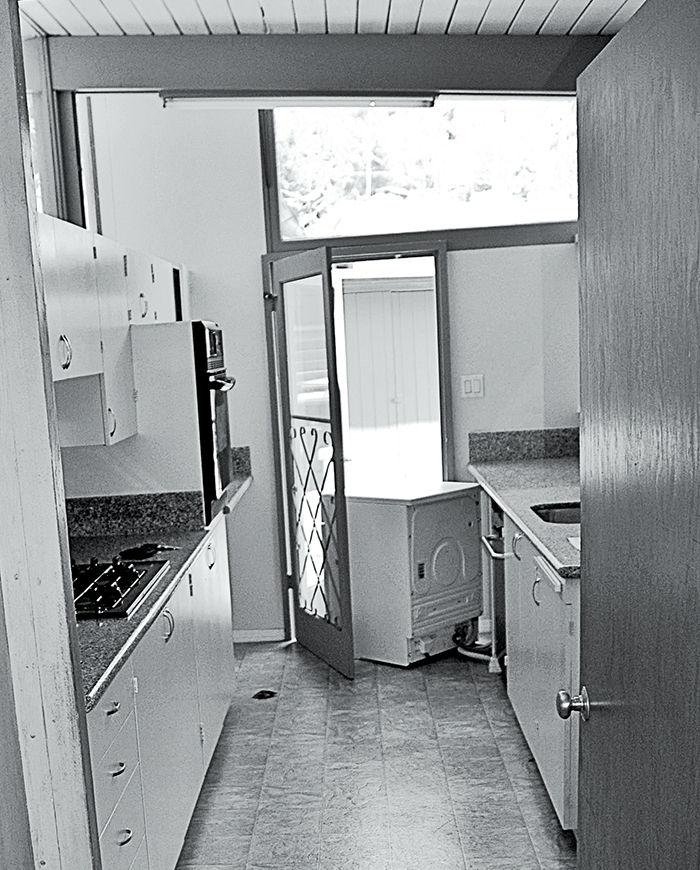 Crestwood Renovation kitchen before.