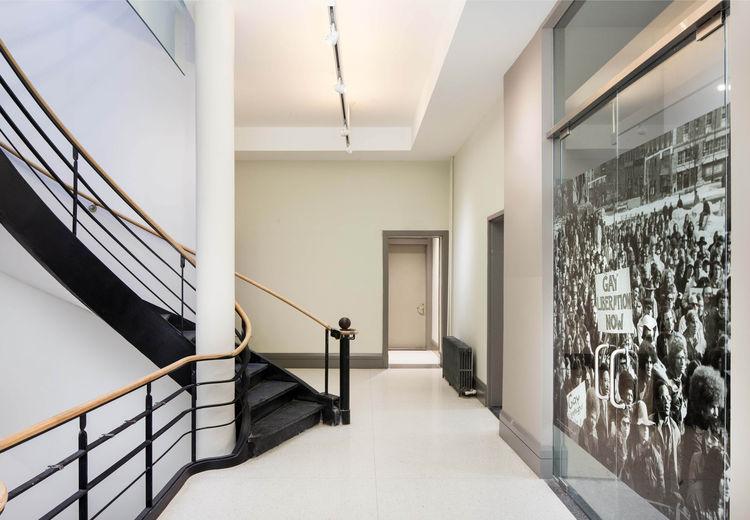 New York LGBT Center renovation