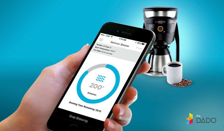 Dado Labs smart-home platform, CES