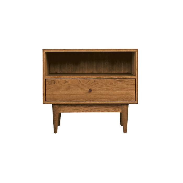 Grove nightstand in walnut by Room & Board