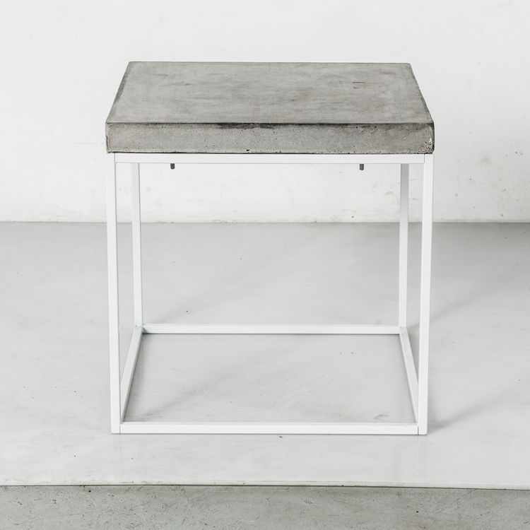 Patrick Cain concrete table furniture
