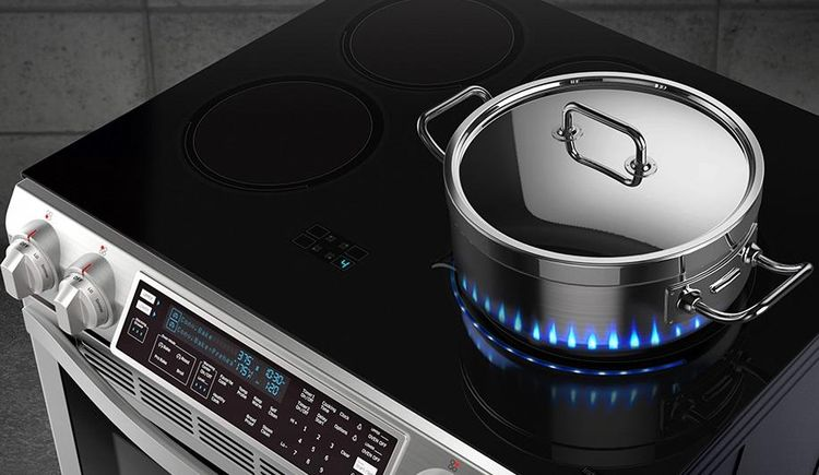samsung induction cooktop ces 2015