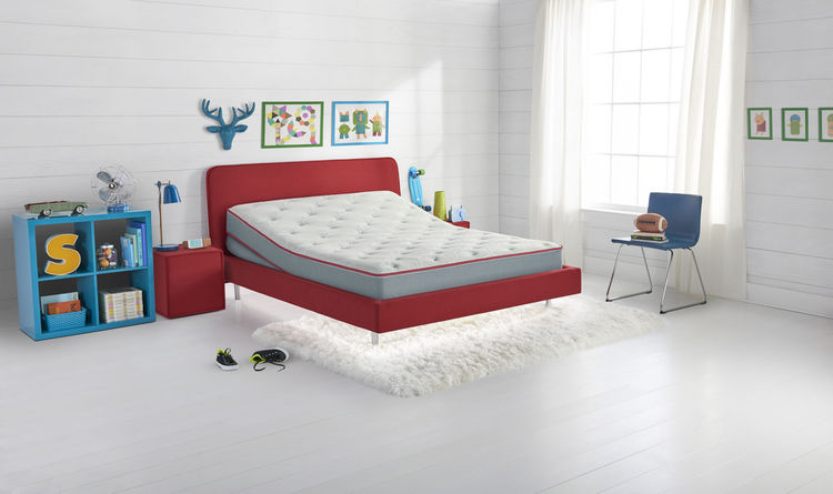 sleep iq smart bed ces 2015