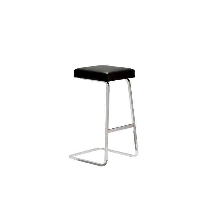 Four Seasons bar stool by Ludwig Mies van der Rohe for Knoll