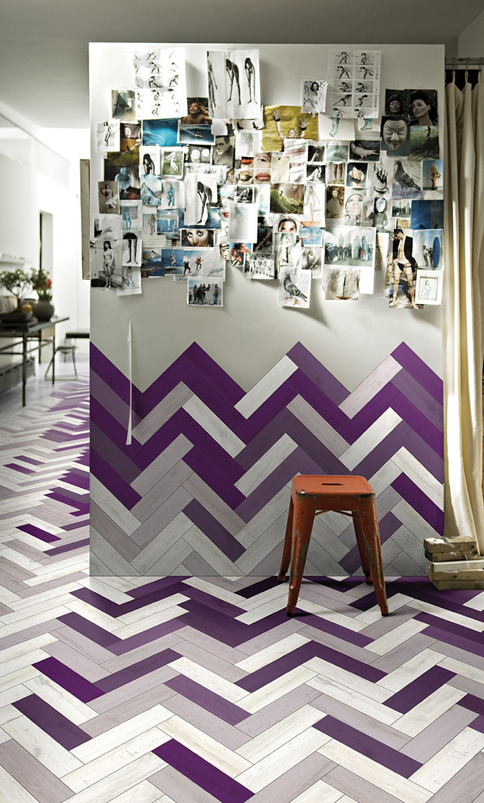 41zero42 U-color geometric tile in 64 hues