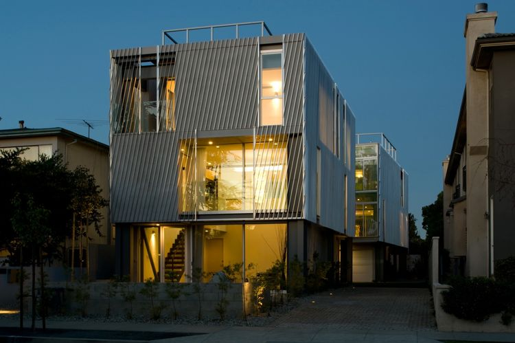 Whitney Sander architecture hybrid prefab
