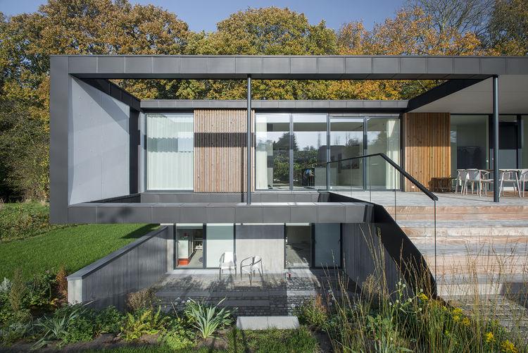 modern minimalist house in denmark