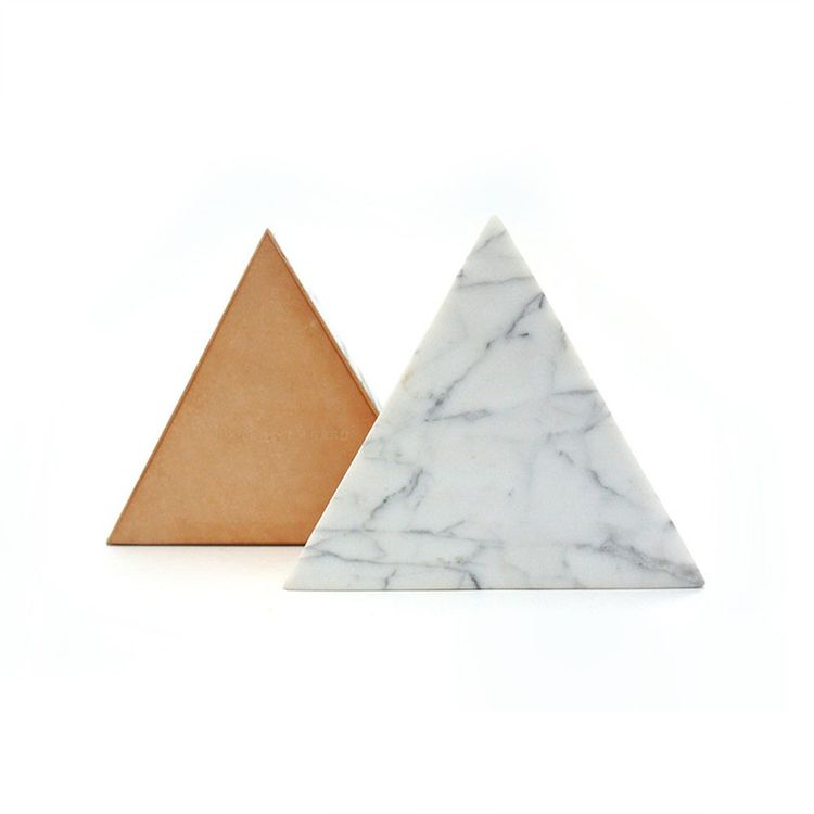 Marble trivet by Fort Standard