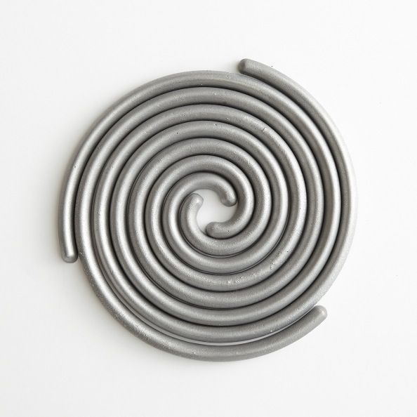 aluminum spiral trivet from Good Thing
