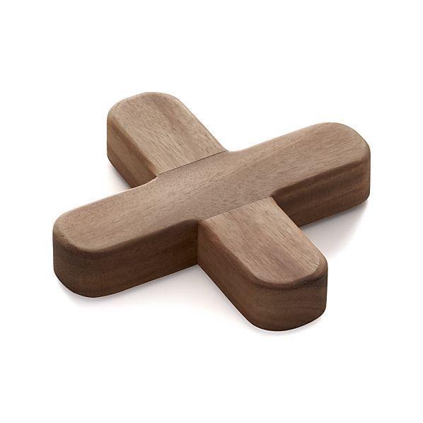 wood trivet