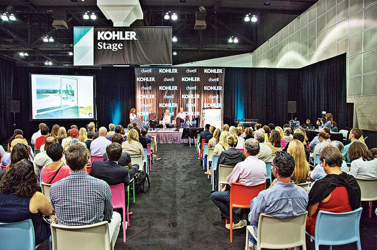 Kohler Stage at Dwell on Design LA