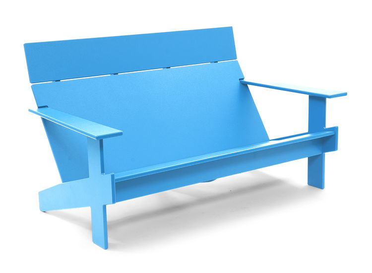 Loll bench outdoor furniture