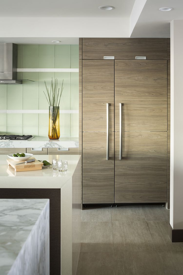 KBIS IBS TISE New American Home kitchen