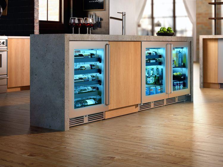 KBIS IBS TISE Perlick wine storage