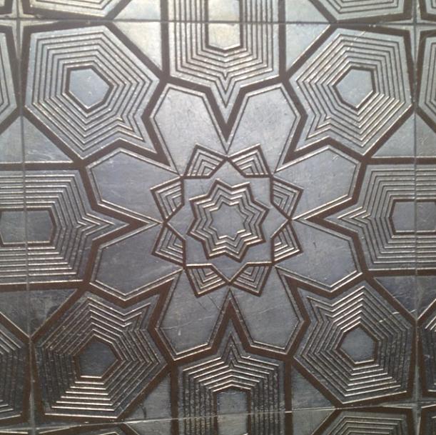 Ann Sacks tile Lux line at KBIS 2015